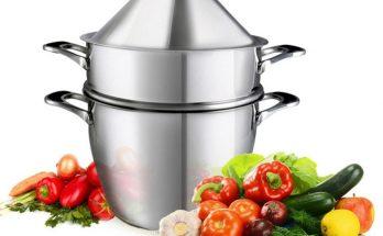 Cuiseur vapeur pour une cuisine plus saine