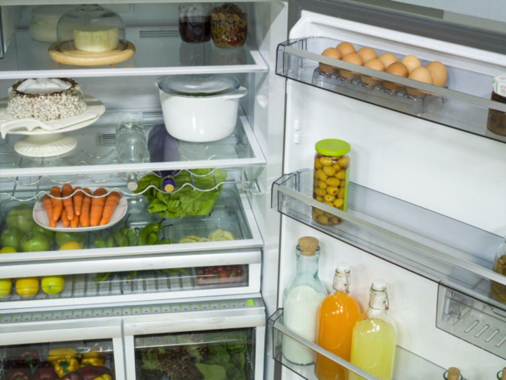 Conservation au frigo