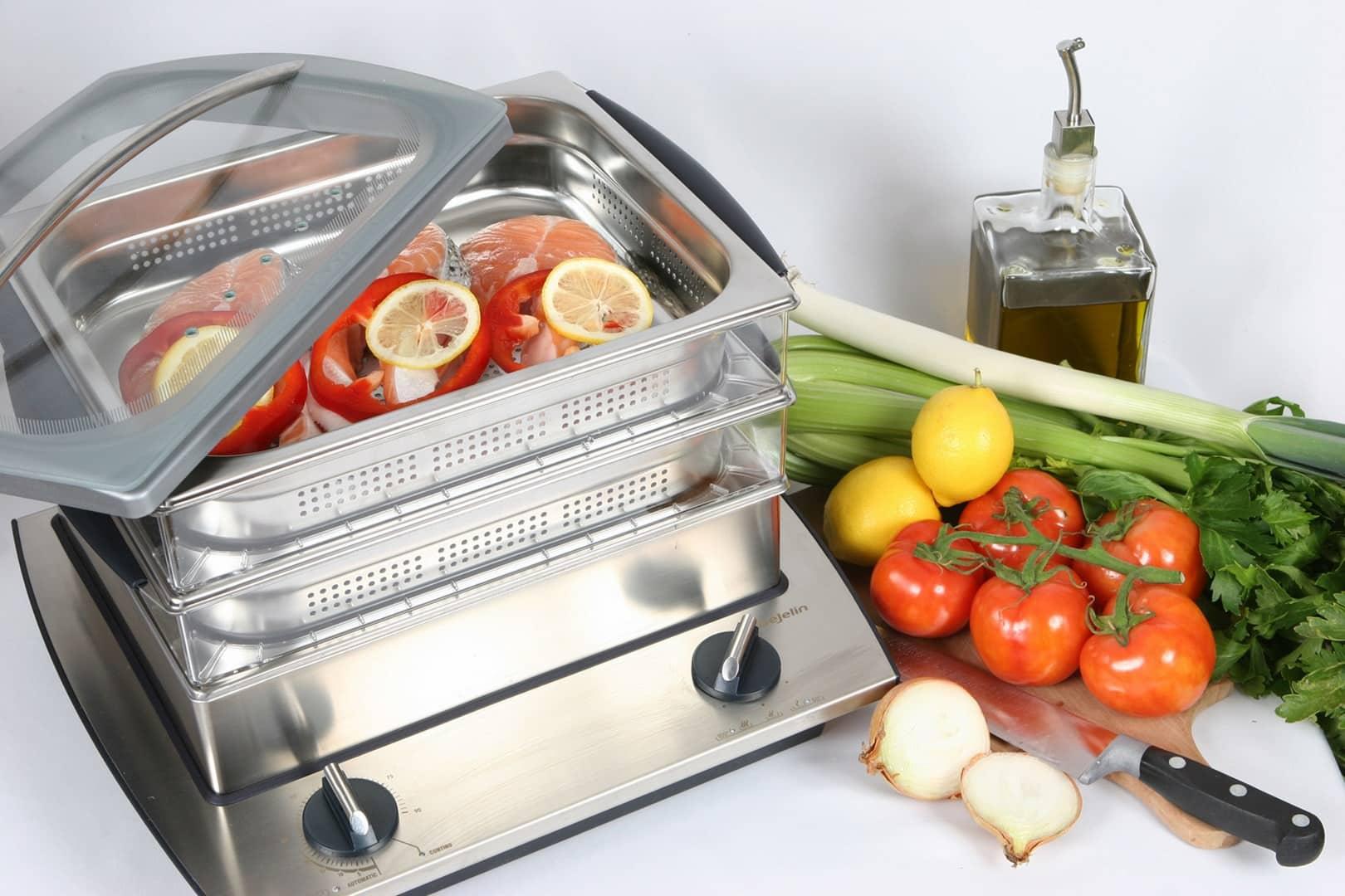 Cuiseur vapeur assez performant pour une meilleure cuisson