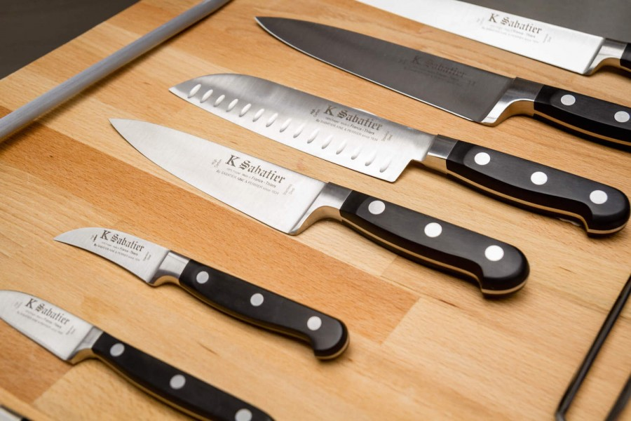 Les couteaux Sabatier