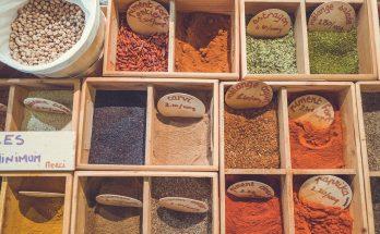 Mettez de la couleur et du goût dans tous vos plats grâce aux épices!